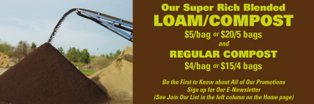 Loam-Compost available now